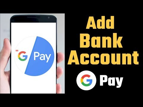 Add Bank Account In Google Pay (Tez)