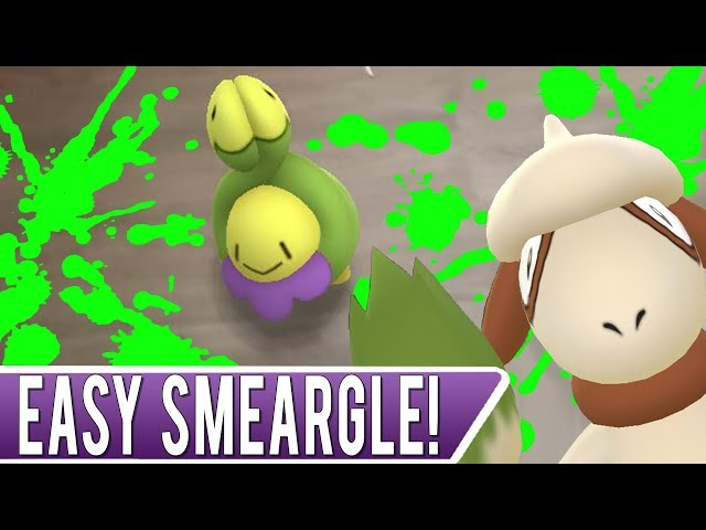 FAST & EASY WAY TO CATCH SMEARGLE IN POKEMON GO! Stop Making This One Simple Mistake!