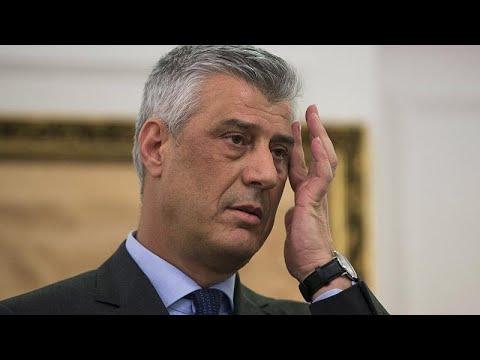 رئيس كوسوفو يواجه تهما بارتكاب جرائم حرب ضد الصرب  - 16:58-2020 / 7 / 13