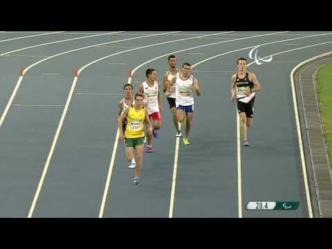 Athletics | Men's 800m- T36 Final | Rio 2016 Paralympic Games