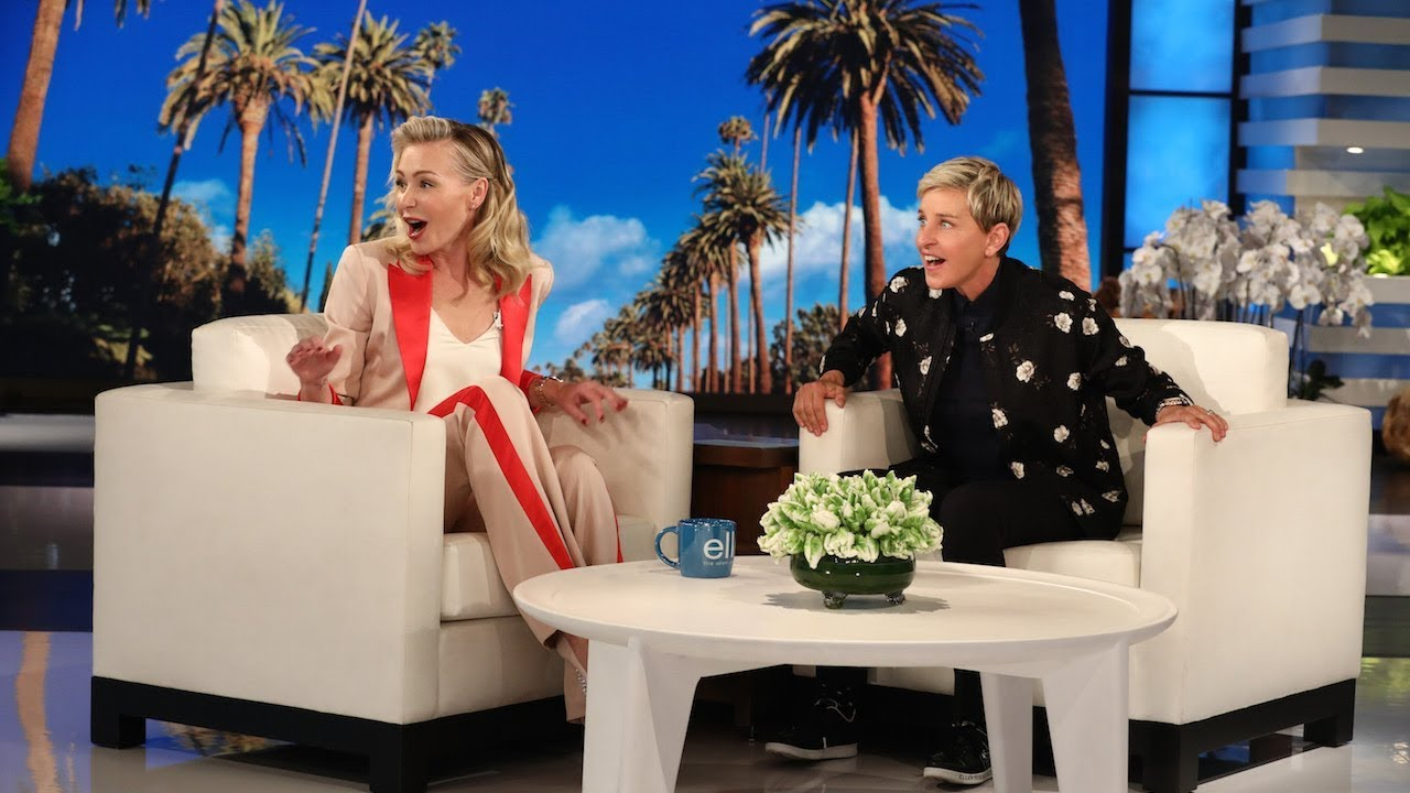 Portia de Rossi explains why she quit acting (with one exception)