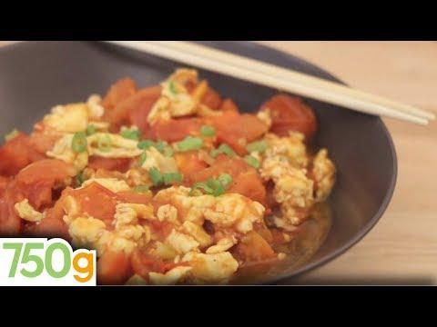 recette-de-sauté-oeufs-tomates-à-la-chinoise---750g
