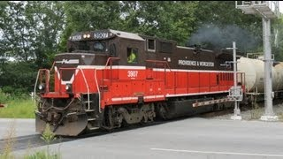 Providence & Worcester and CSOR 8/27/2012