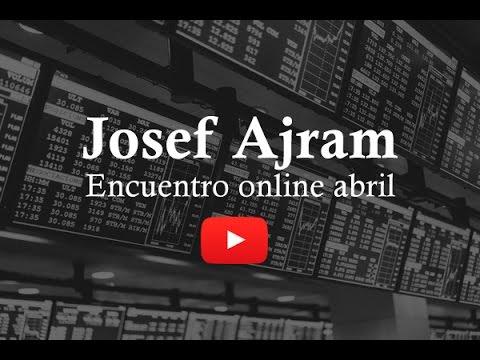 Encuentro Online Abril SICAV y Social Trading en Ajram Capital