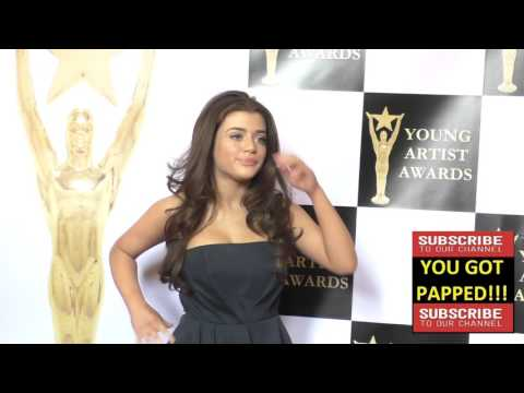 Brielle Barbusca at the 37th Annual Young Artist Awards Sportsman Lodge in Studio City