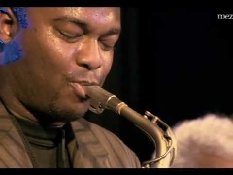 Jazz - James Carter Sax Improv (2009) - World Saxophone Quartet Live (DVD)