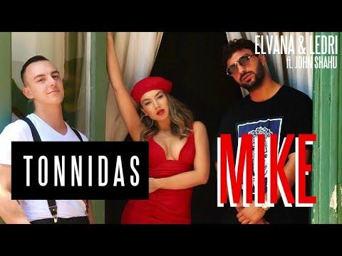 KARAOKE : Elvana Gjata & Ledri Vula ft. John Shahu - Mike (Lyrics)