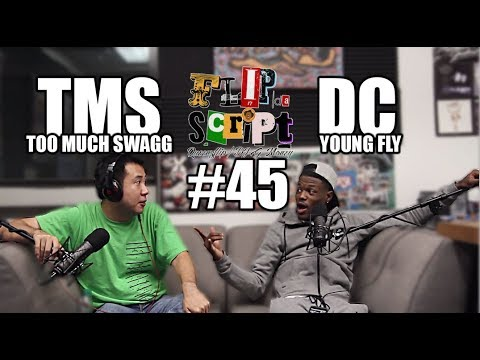 F.D.S #45 - DC YOUNG FLY & TMS - DC YOUNG FLY TEACHES TMS ABOUT SPENDING WISELY & NOT IN STRIP CLUBS
