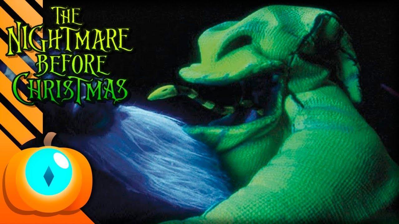 Nightmare Before Christmas Oogie Boogie S Song Espanol