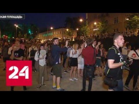 Вечер в Яме: музей-амфитеатр на Хохловке стал головной болью для местных жителей - Россия 24