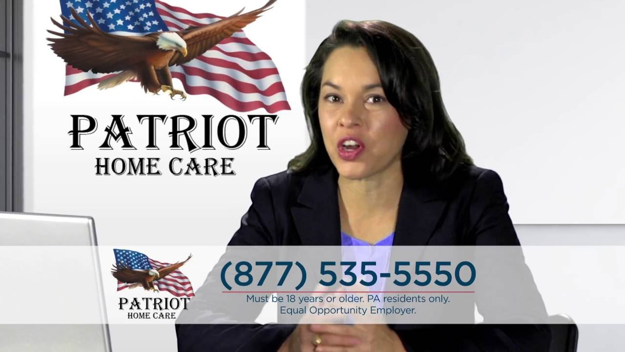 Patriot Home Care 2016 English v2
