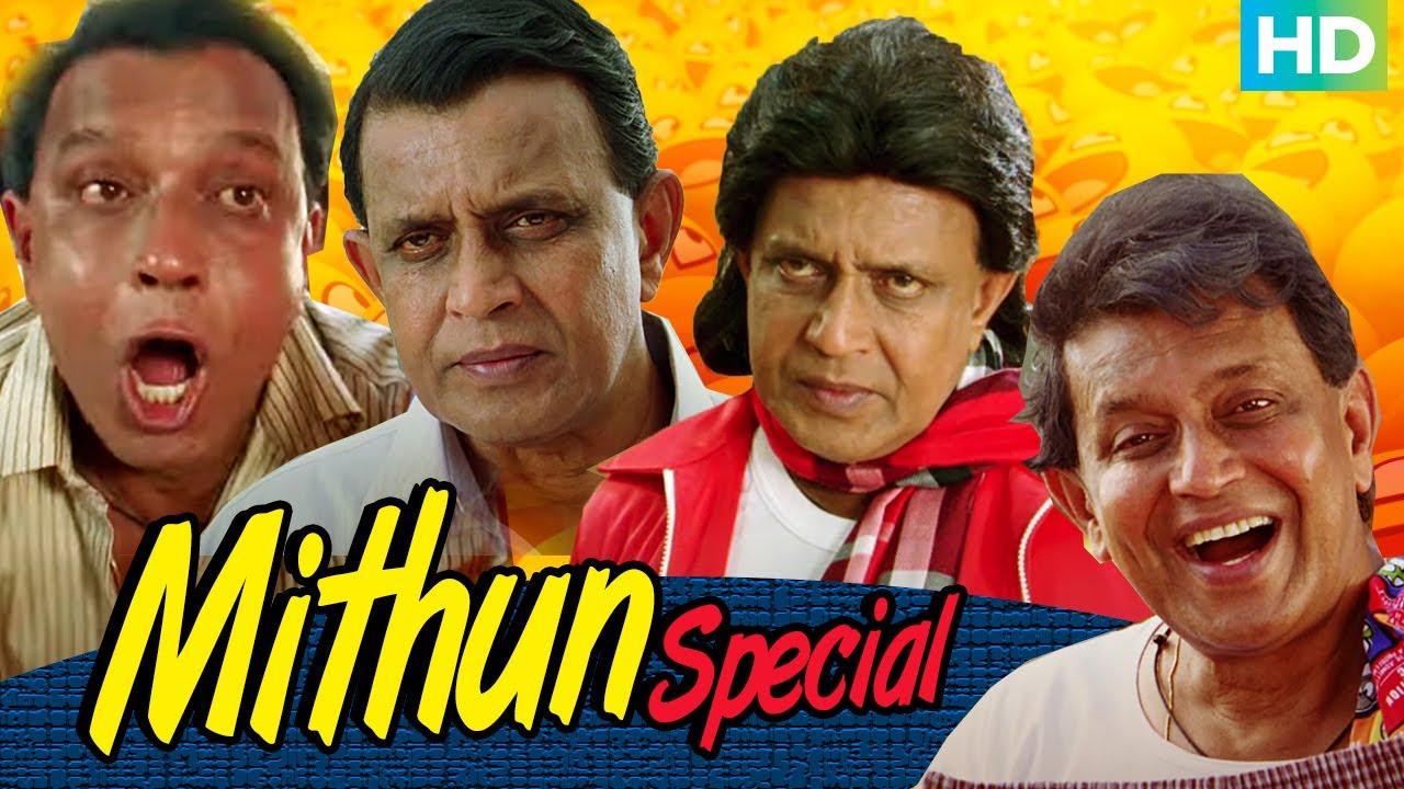 Golmaal 3 & Veer | Best Hindi movie Scenes | Mithun Chakraborty, Ajay Devgn & Salman Khan