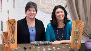 Artbeads Cafe - How to Choose Beading Color Palettes with Cynthia Kimura and Yvette