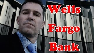 Countdown to the Collapse #3 Wells Fargo Bank