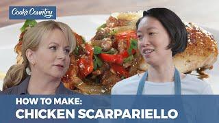 How to Make A New Weeknight Favorite, Chicken Scarpariello