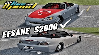 【LFS】 EFSANE S2000 !!! ★ VAREX + KESİCİ + DOWNLOAD LİNK