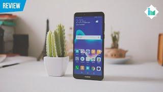 Huawei Y9 2018 | Review en español