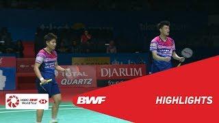 Blibli Indonesia Open 2019  Semifinals Xd Highlights  Bwf 2019