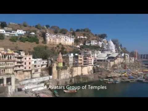 Omkareshwar Jyotirlinga Darshan -  Exclusive on Holiday Travel