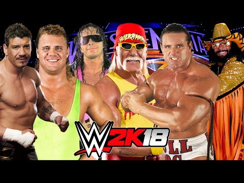 WWF legends - cinemapichollu