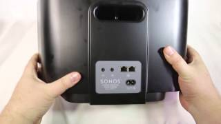 Sonos Play:5 Wireless Speaker Unboxing Review @Sonos