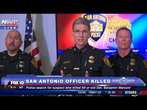 FNN: Earthquake In Japan, New Info On San Antonio Officer Killed And Donald Trump News