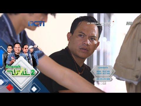 AMANAH WALI 2 - Faank Bingung Rimbba Berubah Sangat Cepat [12 JUNI 2018]