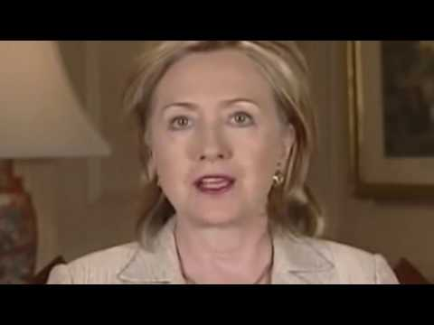 Hillary Clinton calls former KKK Leader her