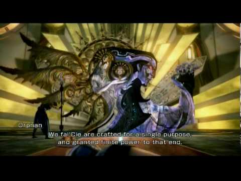 Final Fantasy XIII Final Boss Part 1 YouTube