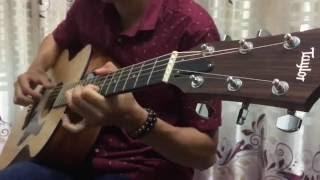 Cuộc Tình Không May (Cover) Mỹ Tâm - Guitar Solo by Ngọc Thành