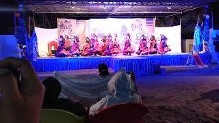 New Ghoomar, Kala chasma & London thumakda Group dance choreography by :- VIKAS CHAUHAN