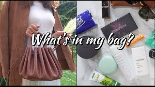 what's in my bag? 왓츠인마이백 |…