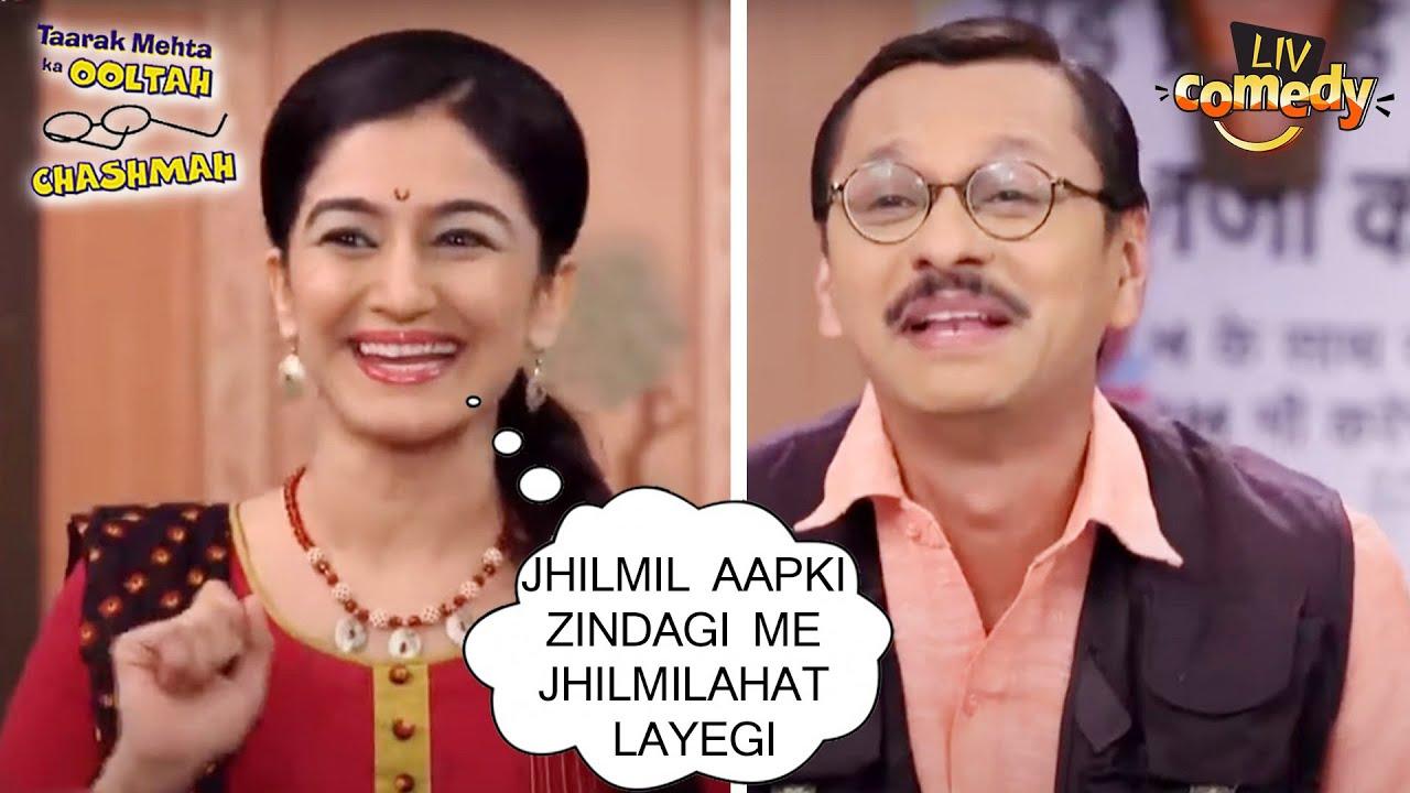 क्या है पोपट के शरमाने के पीछे का राज़? | तारक मेहता का उल्टा चश्मा | Comedy Videos