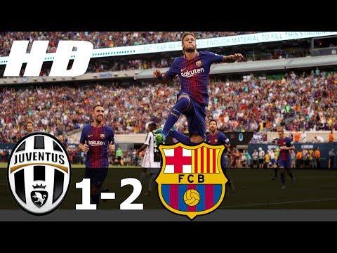 Juventus vs Barcelona 1-2 All Goals Mp3