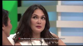 Luna Maya Ngancam Walkout Jika Satu Show Dengan Ayu Ting Ting