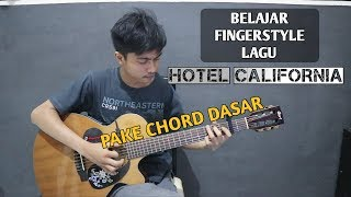 The Eagles - Hotel California | Easy Fingerstyle