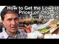 How to Get the Lowest Prices on Organic Produce in Southern California