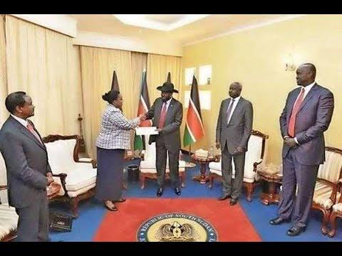 President Kenyatta nominates Kalonzo for big envoy job at the IGAD