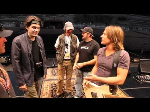 Keith Urban, Urban Developments: Episode 70: Keith And John Mayer At The Gorge