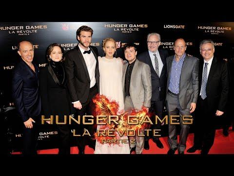 Hunger Games La Révolte Partie 2 - Avant Première au Grand Rex à Paris poster