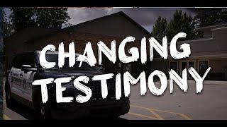 E7 Who Killed Shannon Siders? - Changing Testimony