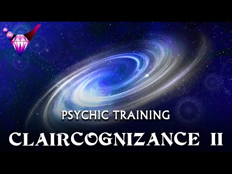 Lights Of Venus : Claircognizance 2 - Guided Exercise W/ Binaural Beats