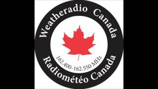 Weatheradio Canada - Snowsquall Watch (NO EAS)