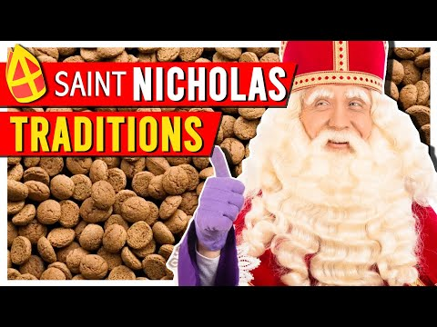 SINTERKLAAS DAY - How The Dutch Celebrate Saint Nicholas In The Netherlands
