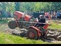 Tractors in mud / Traktory v bahně - ROVNÁ 2018