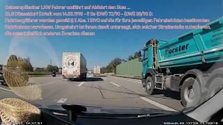 German Dashcam - Der Tägliche Wahnsinn #24 🔴