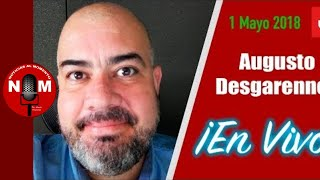 Video Augusto Desgarenes Live | News at the moment | Dineo Tv | 1 May 2018 download MP3, 3GP, MP4, WEBM, AVI, FLV Mei 2018