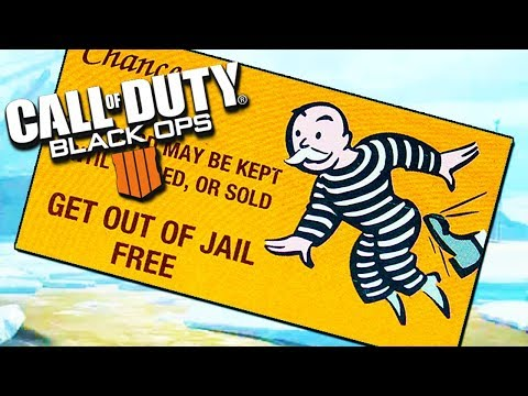 GET OUT OF JAIL FREE! - BO4 with The Crew!