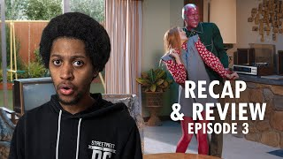 It's Getting Interesting! - WandaVision Episode 3 Recap & Review