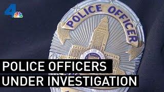 Los Angeles Police Officers Under Investigation for Alleged Revenge Porn